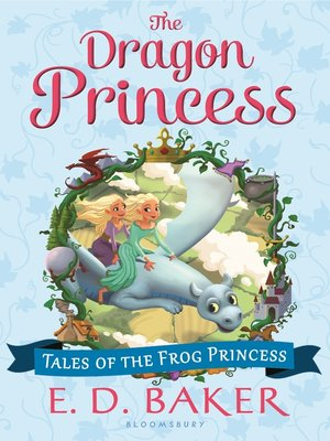 cover image of The Dragon Princess