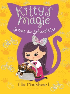 cover image of Scout the School Cat