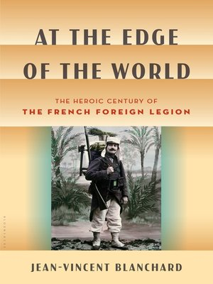 cover image of At the Edge of the World