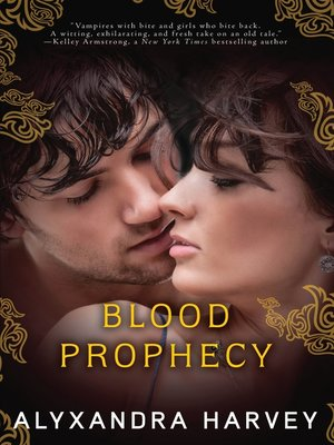 Blood Prophecy Alyxandra Harvey Pdf