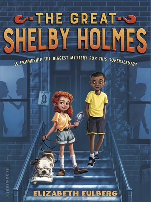 cover image of The Great Shelby Holmes