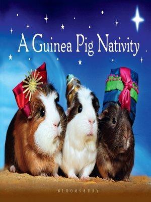 cover image of A Guinea Pig Nativity