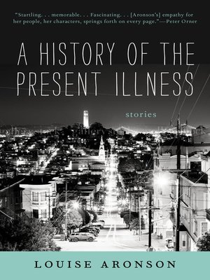 cover image of A History of the Present Illness