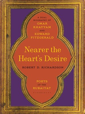 cover image of Nearer the Heart's Desire