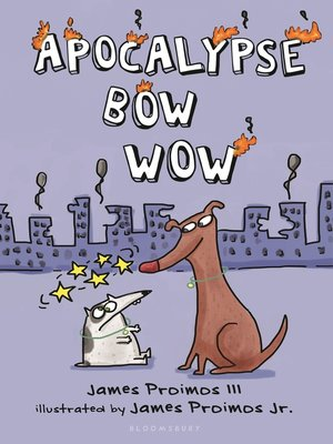 cover image of Apocalypse Bow Wow