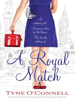 cover image of A Royal Match