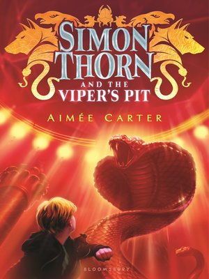 cover image of Simon Thorn and the Viper's Pit