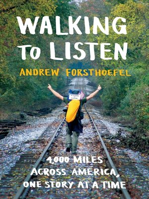 cover image of Walking to Listen