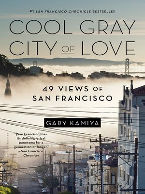 cover image of Cool Gray City of Love
