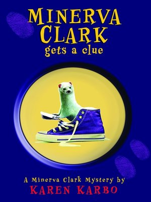 cover image of Minerva Clark Gets a Clue