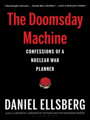 cover image of The Doomsday Machine