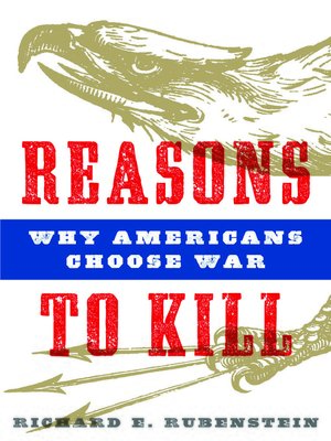 cover image of Reasons to Kill