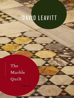 cover image of The Marble Quilt
