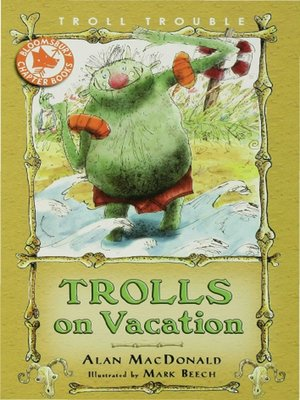 cover image of Trolls on Vacation