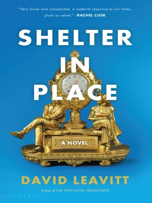 cover image of Shelter in Place