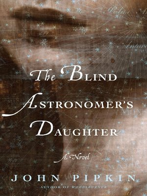 cover image of The Blind Astronomer's Daughter