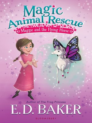 cover image of Magic Animal Rescue 1
