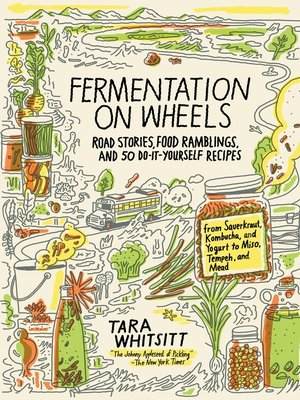cover image of Fermentation on Wheels