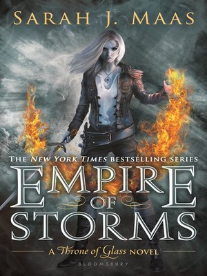 cover image of Empire of Storms