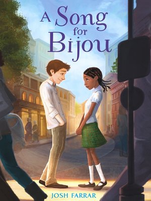 cover image of A Song for Bijou