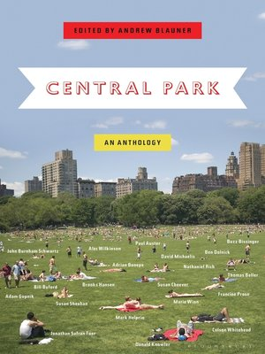 cover image of Central Park