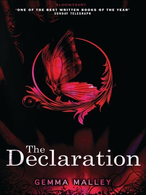 cover image of The Declaration