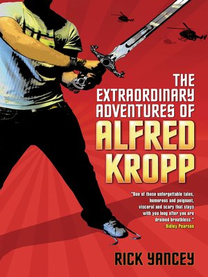 cover image of The Extraordinary Adventures of Alfred Kropp