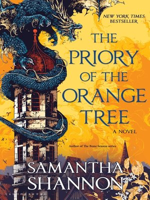 cover image of The Priory of the Orange Tree