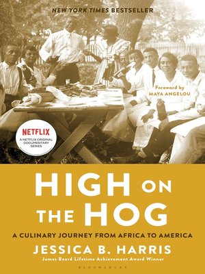 cover image of High on the Hog
