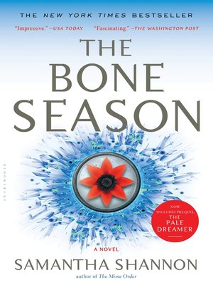 cover image of The Bone Season