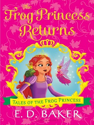 cover image of The Frog Princess Returns