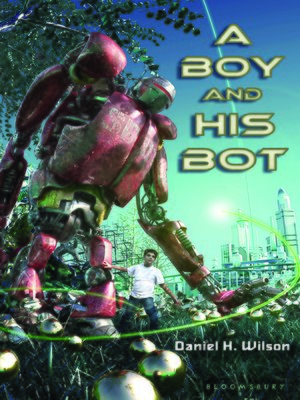 cover image of A Boy and His Bot
