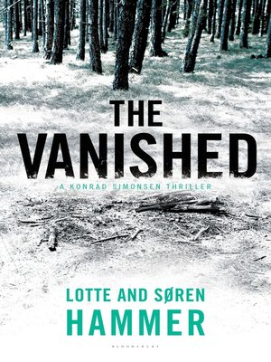 cover image of The Vanished