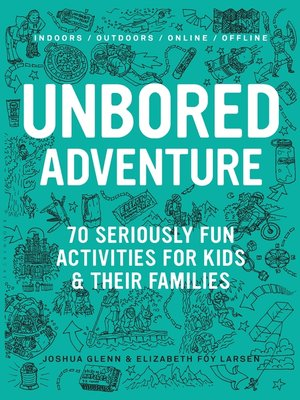 cover image of UNBORED Adventure
