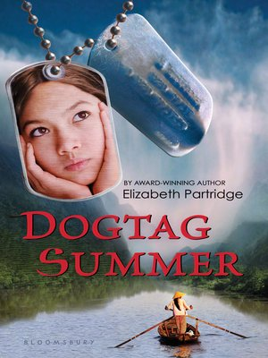 cover image of Dogtag Summer