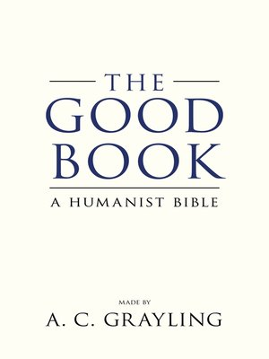cover image of The Good Book