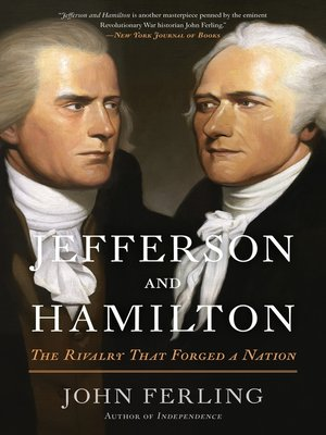 cover image of Jefferson and Hamilton
