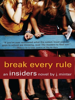 cover image of Break Every Rule