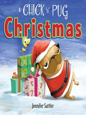 cover image of A Chick 'n' Pug Christmas