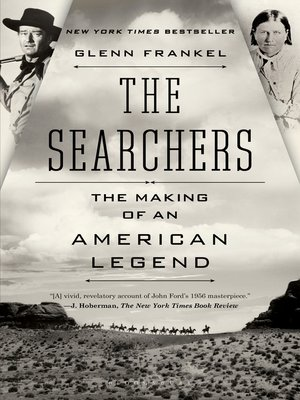 cover image of The Searchers