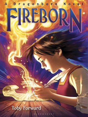 cover image of Fireborn