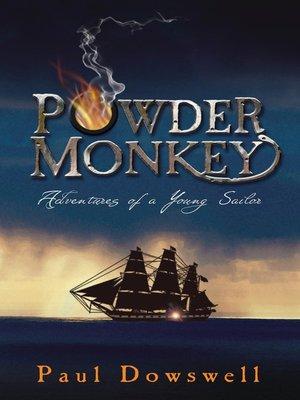 cover image of Powder Monkey