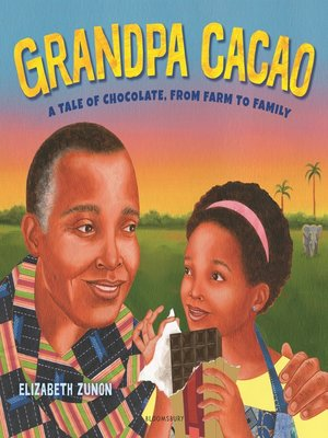 cover image of Grandpa Cacao