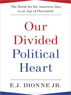 cover image of Our Divided Political Heart