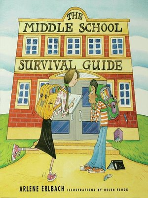 cover image of The Middle School Survival Guide