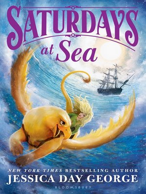 cover image of Saturdays at Sea