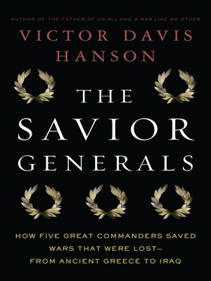 cover image of The Savior Generals
