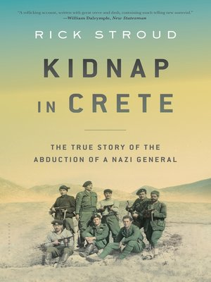 cover image of Kidnap in Crete