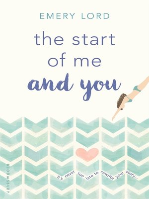 cover image of The Start of Me and You