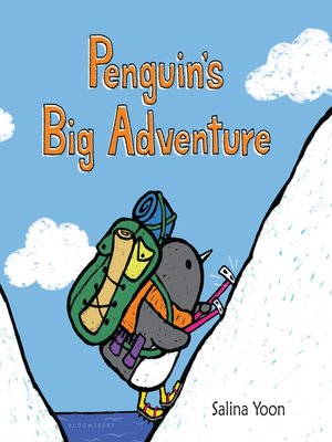 cover image of Penguin's Big Adventure